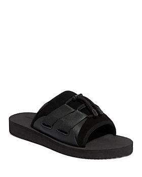 ALLSAINTS - Men's Ryder Drawcord Slide Sandals