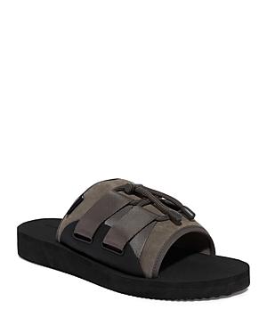 Allsaints Men's Ryder Drawcord Slide Sandals