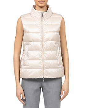 Peserico - Quilted Puffer Vest