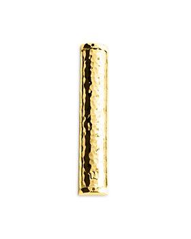 Michael Aram - Hammertone Mezuzah Gold
