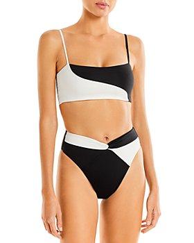 L*Space - Ari Bikini Top & Nancy Lee Bitsy Bikini Bottom