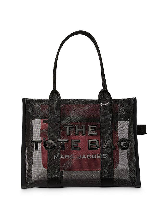 MARC JACOBS The Mesh Traveler Tote