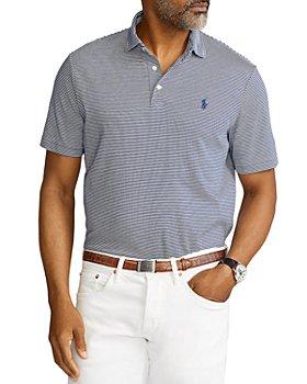 Polo Ralph Lauren - Classic Fit Striped Soft Cotton Polo Shirt