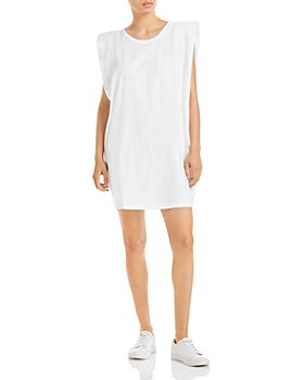 Bardot - Shoulder Pad Mini Dress