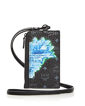 MCM - Tech Flower Name Tag Card Case