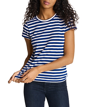 Rag & Bone RAG & BONE THE SLUB STRIPED TEE