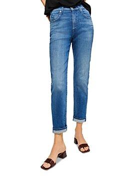 7 For All Mankind - Peggi Boyfriend Jeans in Aphrodite