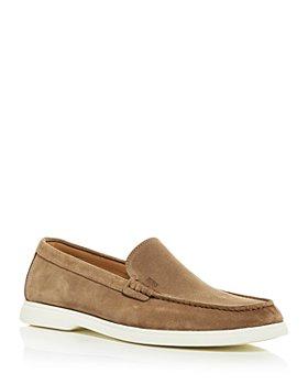 BOSS - Men's Sienne Moc Toe Loafers