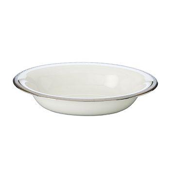 "Waterford - ""Newgrange"" Platinum Open Vegetable Bowl"