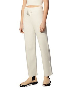 Sandro - Malibu Straight Drawstring Pants