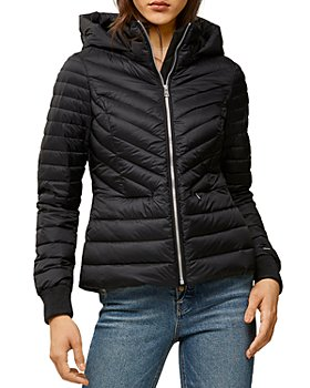 Soia & Kyo - Chalee Lightweight Hooded Puffer Jacket