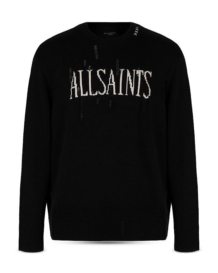 Allsaints Clothing LOGO SWEATER