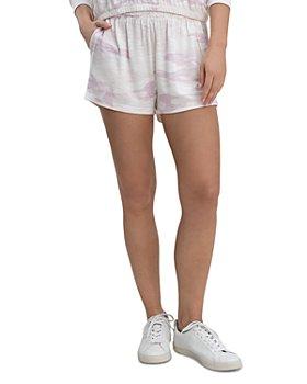 Splendid - Camo Flounce Shorts