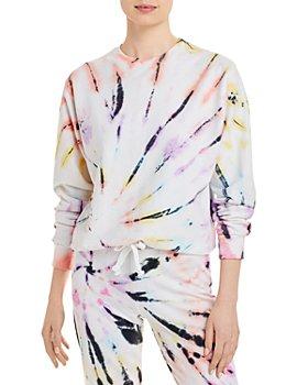 AQUA - Tie Dye Sweatshirt - 100% Exclusive