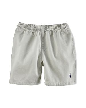 Ralph Lauren Childrenswear Boys Twill Sports Shorts  Little Kid