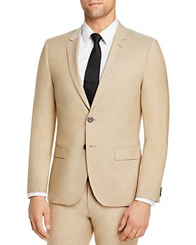 HUGO - Arti Textured Extra Slim Fit Suit Jacket
