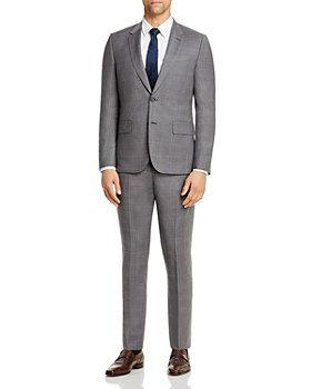 Paul Smith - Soho Plaid Extra Slim Fit Suit