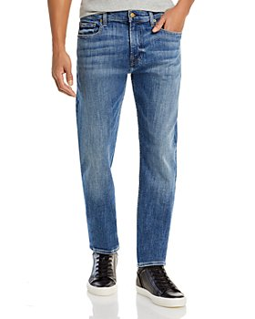 7 For All Mankind - Adrien Clean Pocket Slim Fit Jeans in Congress