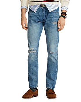 Polo Ralph Lauren - Sullivan Slim Fit Jeans in Blue