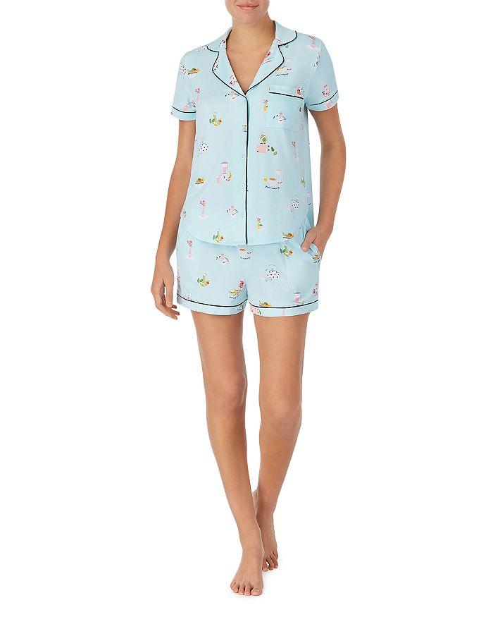 kate spade new york - Breakfast Print Short Pajama Set