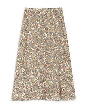 VANESSA BRUNO - Rana Printed Skirt