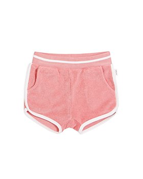Miles Baby - Girls' Terry Shorts - Baby