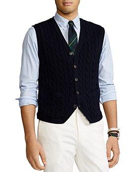 Polo Ralph Lauren - Cotton & Cashmere Sweater Vest
