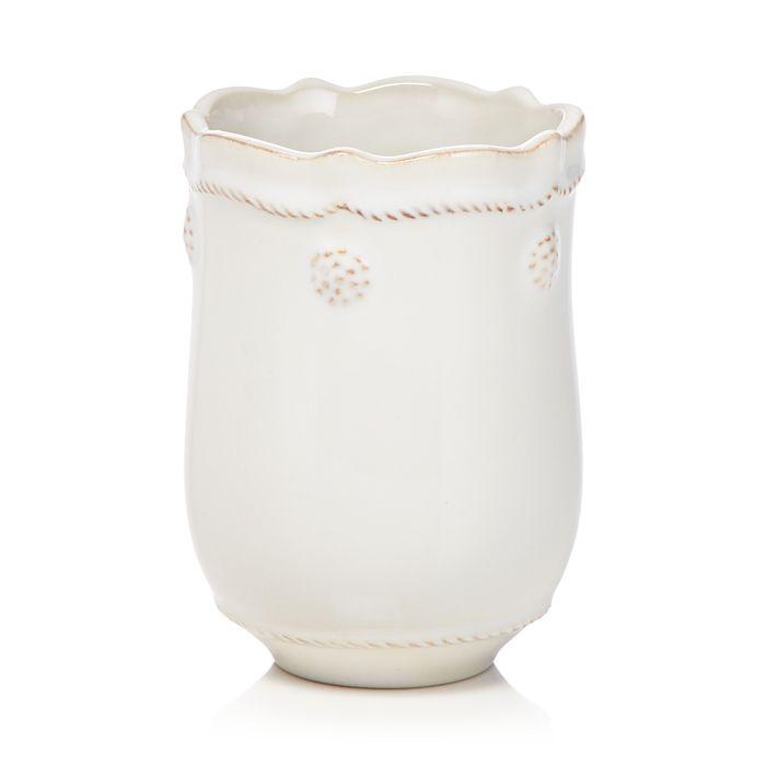 Juliska BERRY & THREAD WHITEWASH BRUSH CUP