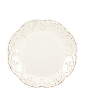 """Lenox - French Perle White 9"""" Accent Plate"""