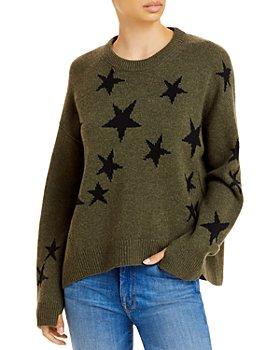 Zadig & Voltaire - Markus Stars Cashmere Sweater