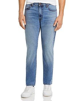 MONFRÈRE - Deniro Straight Leg Jeans in Rome