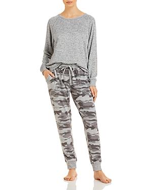 Splendid Hacci Pullover Pajama Set