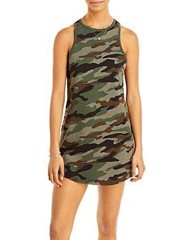 AQUA - Knit Tank Dress - 100% Exclusive
