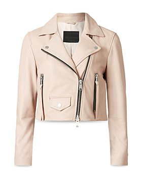 ALLSAINTS - Elora Leather Biker Jacket