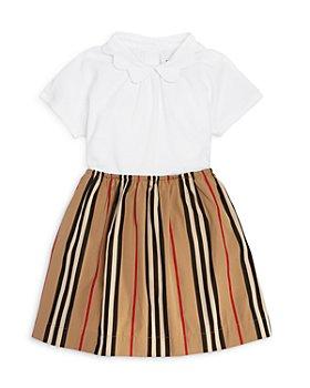 Burberry - Girls' Janine Icon Stripe Dress - Baby