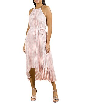 Ted Baker - Pleated Halter Dress