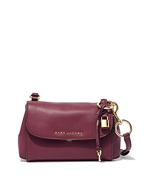 MARC JACOBS - The Boho Grind Small Leather Crossbody