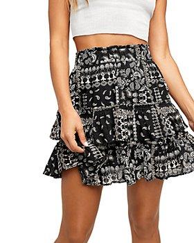 Free People - Melissa Mini Skirt