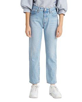 Levi's - 501 Original Cropped Jeans