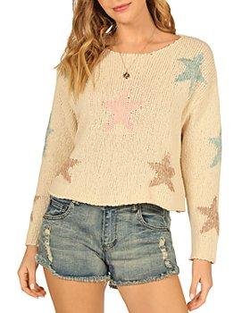 Vintage Havana - Star Sweater