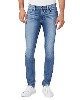 PAIGE - Croft Skinny Jeans in Shields
