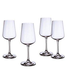 Villeroy & Boch - Ovid White Wine Glasses, Set of 4