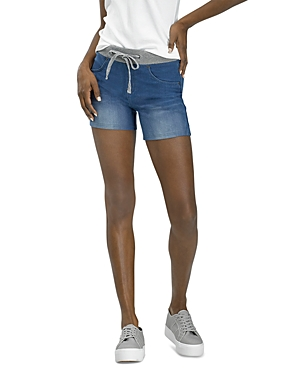 Sweatshirt Denim Shorts