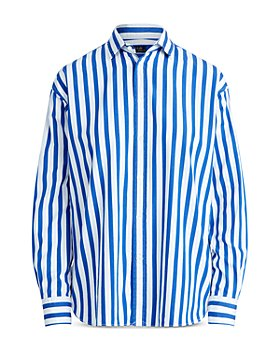 Ralph Lauren - Striped Long Sleeve Shirt