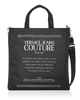 Versace Jeans Couture - Warranty Label Tote