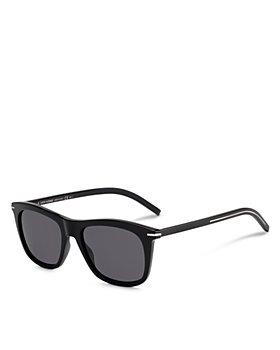 Christian Dior - Black Tie Rectangular Sunglasses, 54mm (66% off) - Comparable value $350