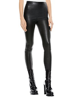 Alice and Olivia - Maddox Leather Pants