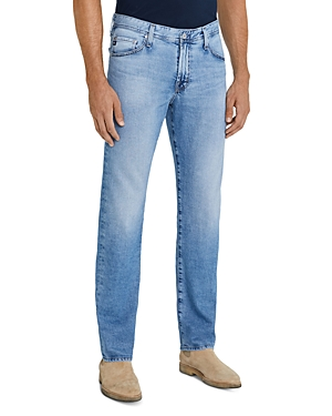 Ag Graduate Tapered Fit Jeans in Principle