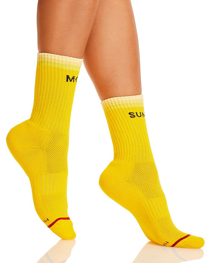Mother Cottons MOSTLY SUNNY SOCKS