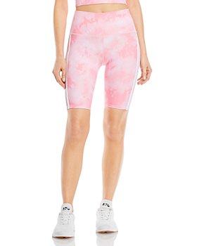 AQUA - Tie Dye Bike Shorts - 100% Exclusive